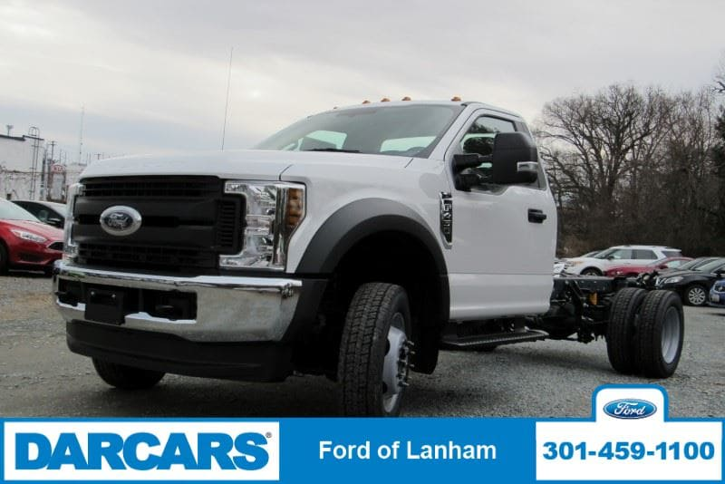 2019 F-450 Regular Cab DRW 4x4,  Cab Chassis #297070 - photo 3