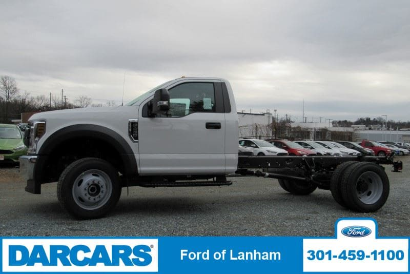2019 F-450 Regular Cab DRW 4x4,  Cab Chassis #297070 - photo 4