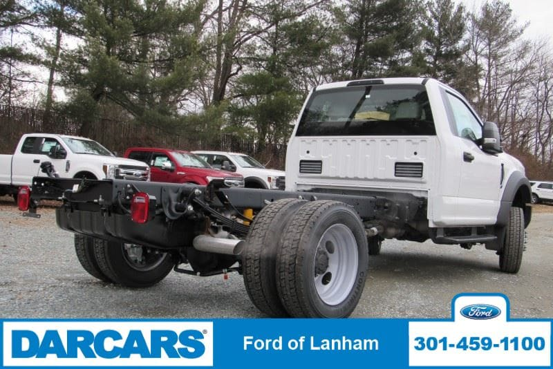 2019 F-450 Regular Cab DRW 4x4,  Cab Chassis #297070 - photo 2