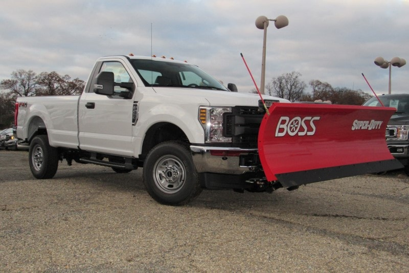 2019 F-250 Regular Cab 4x4,  BOSS Pickup #297076 - photo 21