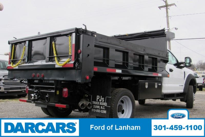 2019 F-550 Regular Cab DRW 4x4,  Godwin Dump Body #297080 - photo 2