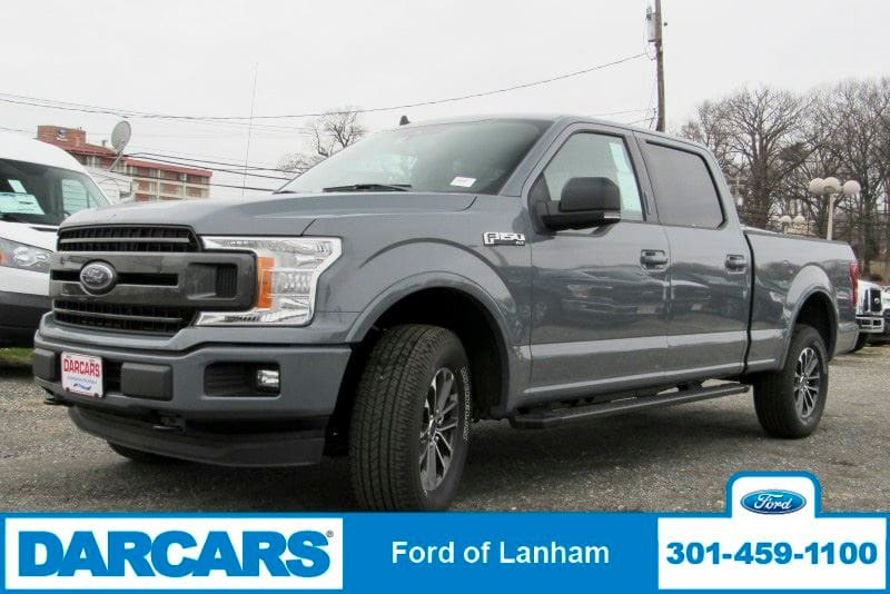 2019 F-150 SuperCrew Cab 4x4,  Pickup #297087 - photo 3