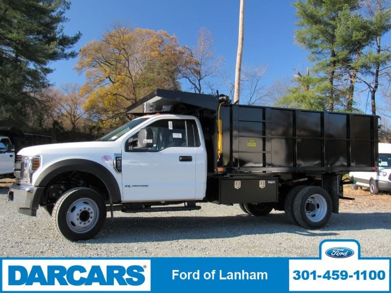 2019 F-550 Regular Cab DRW 4x2,  PJ's Landscape Dump #297092 - photo 3