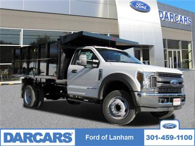 2019 F-550 Regular Cab DRW 4x2,  PJ's Landscape Dump #297092 - photo 19