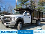2019 F-550 Regular Cab DRW 4x2,  PJ's Landscape Dump #297092 - photo 1