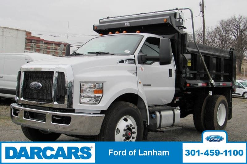 2019 F-650 Regular Cab DRW 4x2,  Godwin Dump Body #297093 - photo 3