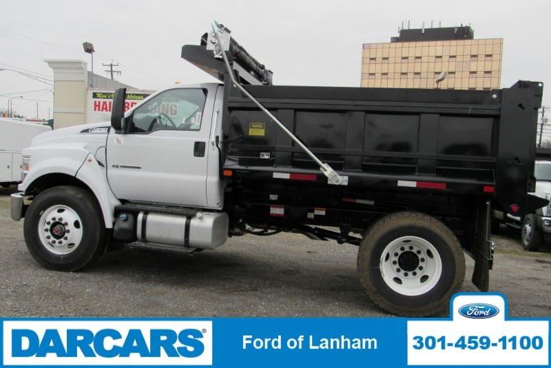 2019 F-650 Regular Cab DRW 4x2,  Godwin Dump Body #297093 - photo 4