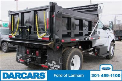 2019 F-650 Regular Cab DRW 4x2,  Godwin 300T Dump Body #297093 - photo 2