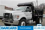 2019 F-650 Regular Cab DRW 4x2,  Godwin 300T Dump Body #297093 - photo 3