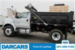 2019 F-650 Regular Cab DRW 4x2,  Godwin 300T Dump Body #297093 - photo 4