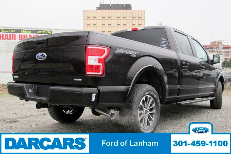 2019 F-150 SuperCrew Cab 4x4,  Pickup #297094 - photo 2