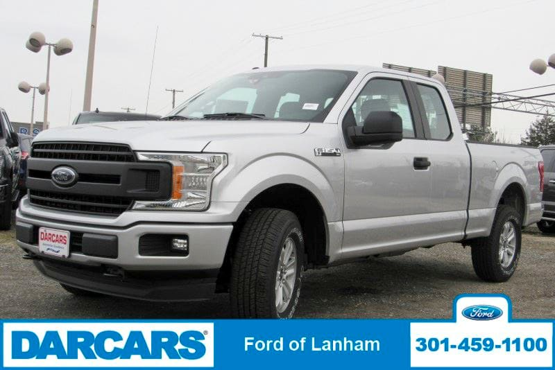 2019 F-150 Super Cab 4x4,  Pickup #297095 - photo 3