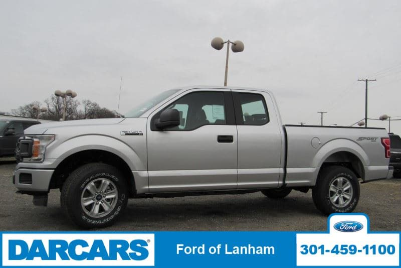 2019 F-150 Super Cab 4x4,  Pickup #297095 - photo 4