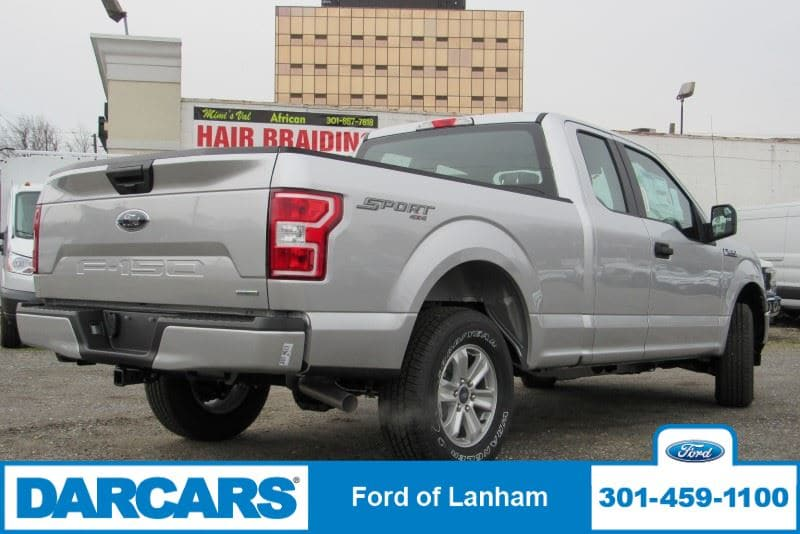 2019 F-150 Super Cab 4x4,  Pickup #297095 - photo 2