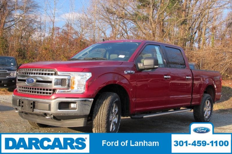2019 F-150 SuperCrew Cab 4x4,  Pickup #297100 - photo 3
