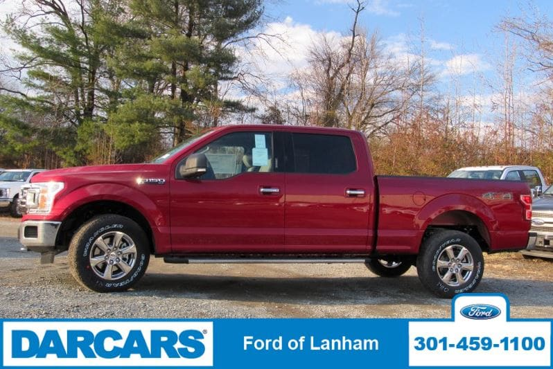 2019 F-150 SuperCrew Cab 4x4,  Pickup #297100 - photo 4