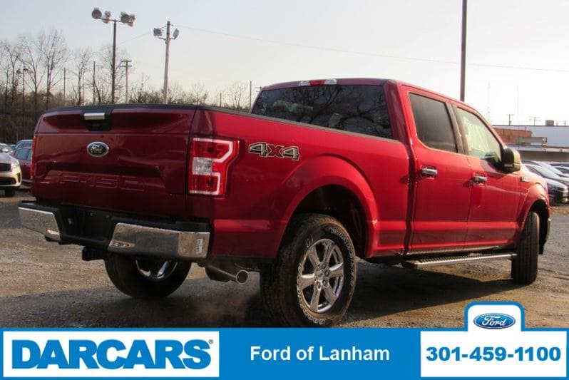 2019 F-150 SuperCrew Cab 4x4,  Pickup #297100 - photo 2