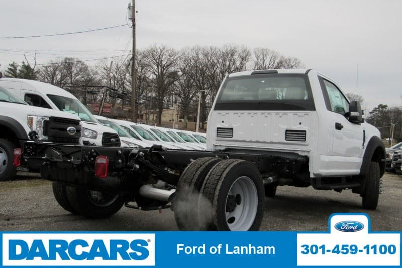 2019 F-550 Regular Cab DRW 4x4,  Cab Chassis #297103 - photo 1