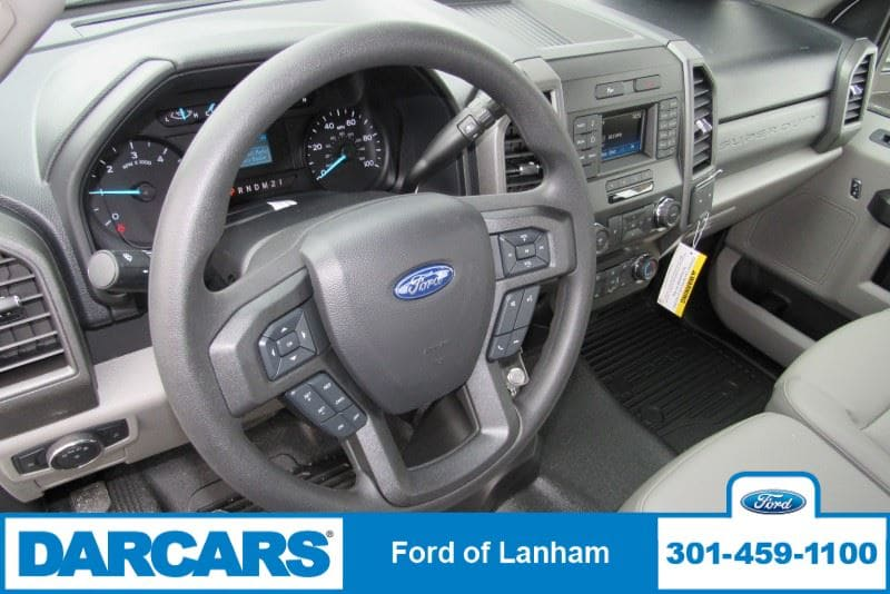 2019 F-550 Regular Cab DRW 4x4,  Cab Chassis #297103 - photo 7