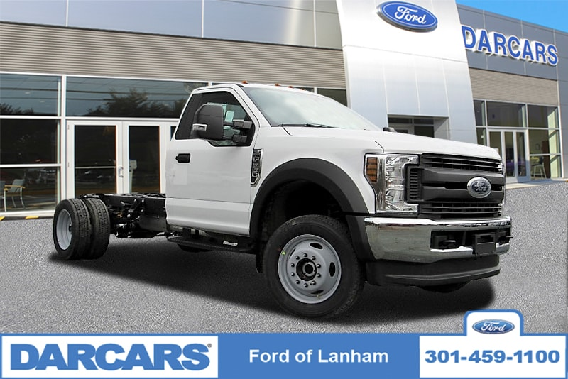 2019 F-550 Regular Cab DRW 4x4,  Cab Chassis #297104 - photo 1