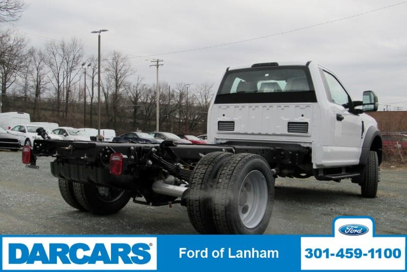 2019 F-550 Regular Cab DRW 4x2,  Cab Chassis #297107 - photo 1