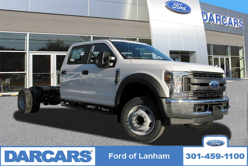 2019 F-550 Crew Cab DRW 4x2,  Cab Chassis #297119 - photo 1