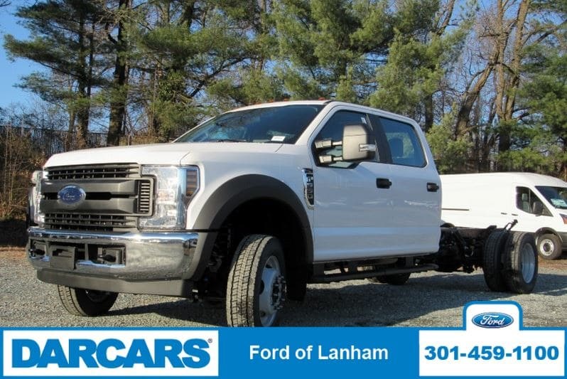 2019 F-550 Crew Cab DRW 4x2,  Cab Chassis #297119 - photo 3