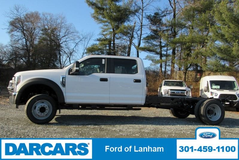 2019 F-550 Crew Cab DRW 4x2,  Cab Chassis #297119 - photo 4