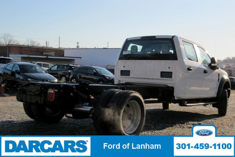 2019 F-550 Crew Cab DRW 4x2,  Cab Chassis #297119 - photo 2