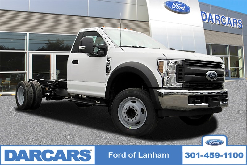 2019 F-550 Regular Cab DRW 4x2,  Cab Chassis #297130 - photo 1