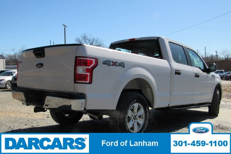 2019 F-150 SuperCrew Cab 4x4,  Pickup #297145 - photo 1
