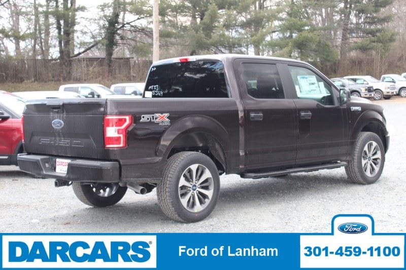 2019 F-150 SuperCrew Cab 4x4,  Pickup #297171 - photo 1