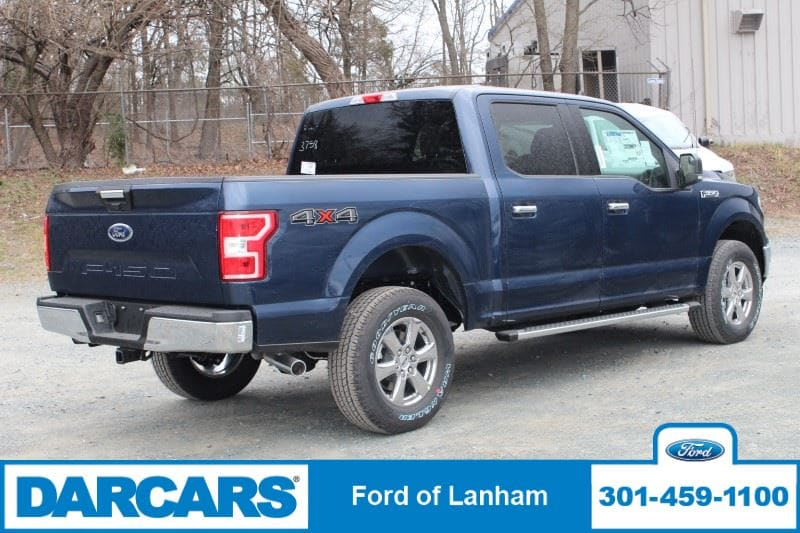 2019 F-150 SuperCrew Cab 4x4, Pickup #297178 - photo 1