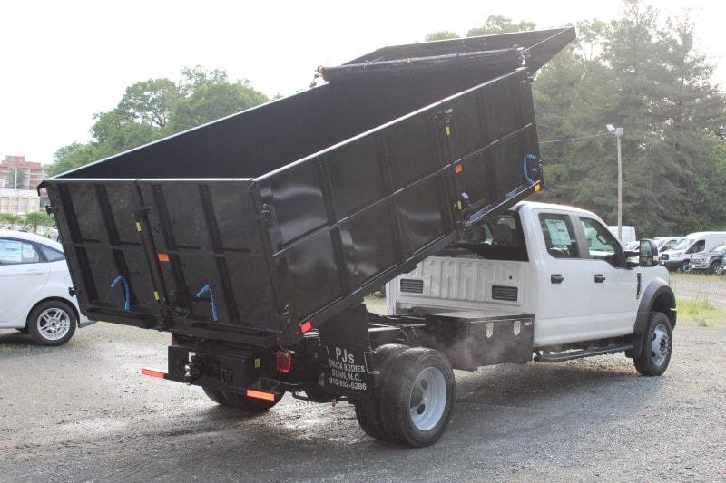 2019 F-450 Crew Cab DRW 4x2, PJ's Landscape Dump #297215 - photo 1