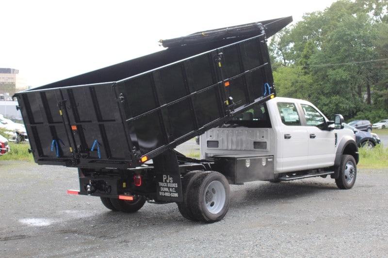 2019 F-450 Crew Cab DRW 4x4,  PJ's Landscape Dump #297216 - photo 1