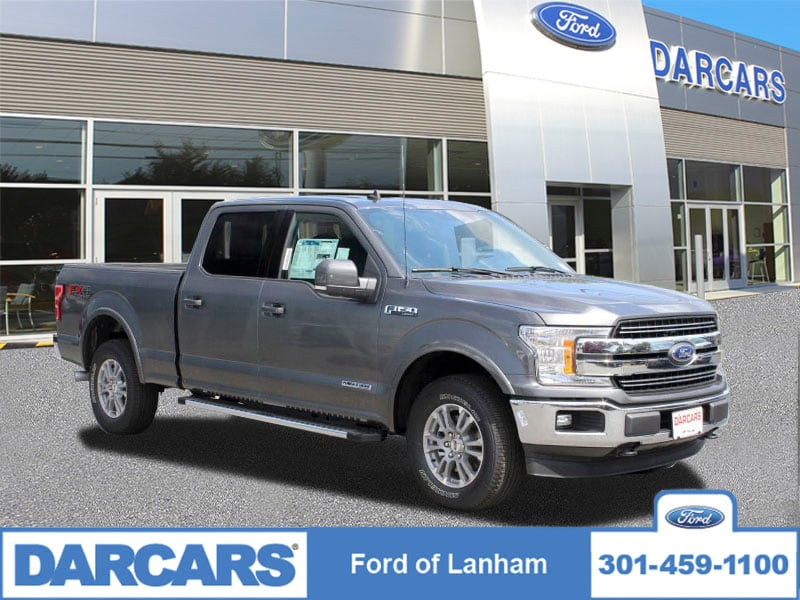 2019 F-150 SuperCrew Cab 4x4, Pickup #297257 - photo 1