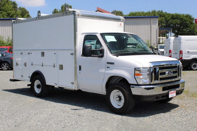 2019 E-350 4x2, Supreme Spartan Service Utility Van #297259 - photo 18