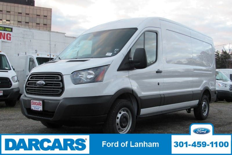 2019 Transit 250 Med Roof 4x2,  Empty Cargo Van #299000 - photo 3