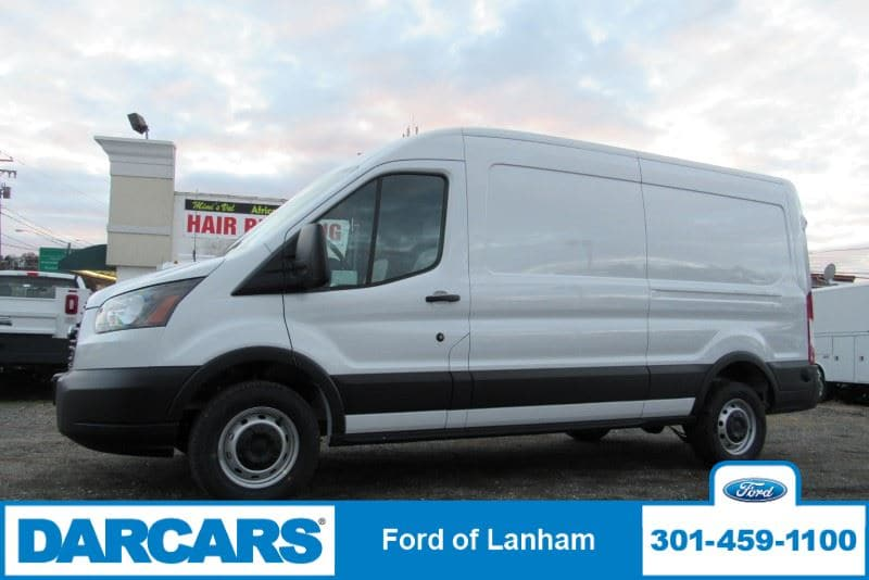 2019 Transit 250 Med Roof 4x2,  Empty Cargo Van #299000 - photo 4