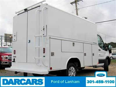 2018 Transit 350 4x2,  Reading Aluminum CSV Service Utility Van #299002 - photo 2