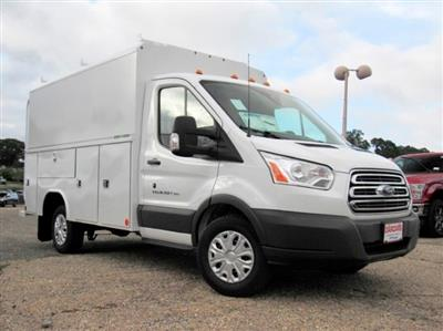 2018 Transit 350 4x2,  Reading Aluminum CSV Service Utility Van #299002 - photo 23