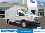 2018 Transit 350 4x2,  Reading Aluminum CSV Service Utility Van #299002 - photo 1