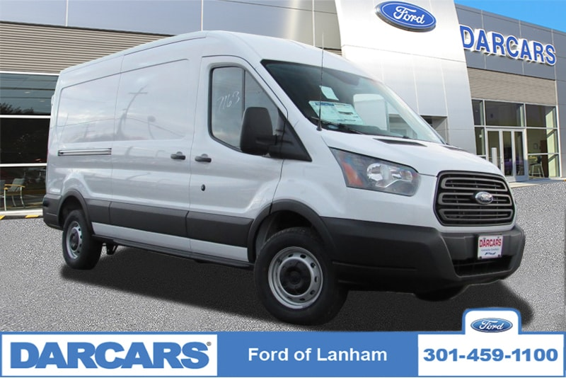 2019 Transit 250 Med Roof 4x2,  Empty Cargo Van #299003 - photo 1