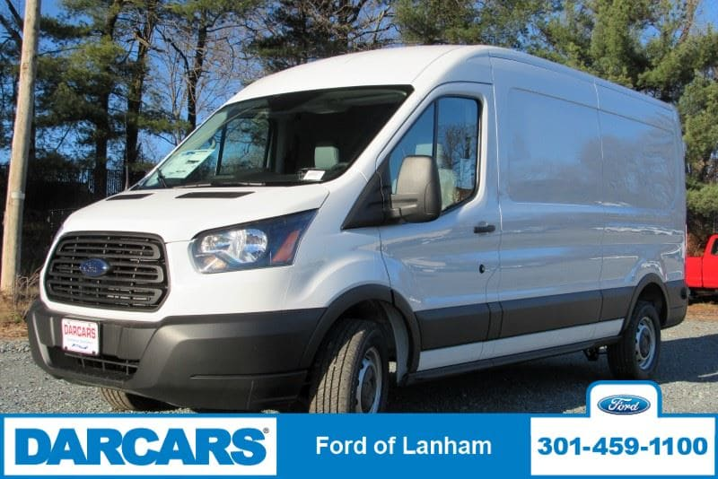 2019 Transit 250 Med Roof 4x2,  Empty Cargo Van #299006 - photo 3