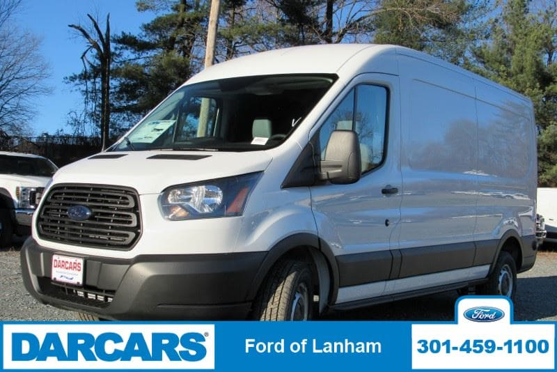 2019 Transit 350 Med Roof 4x2,  Empty Cargo Van #299007 - photo 3