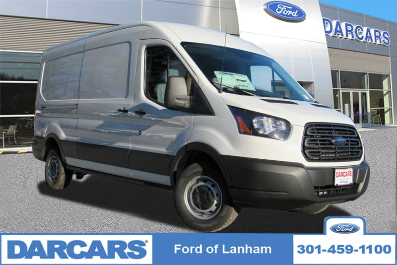 2019 Transit 350 Med Roof 4x2,  Empty Cargo Van #299007 - photo 1
