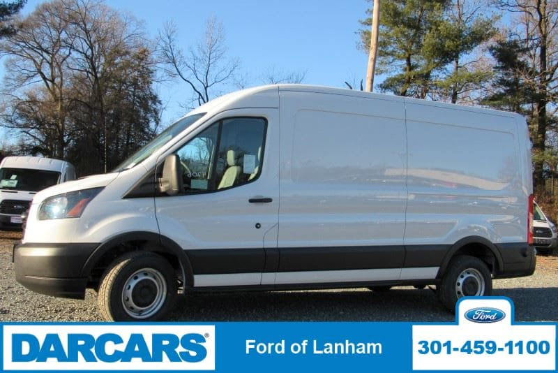 2019 Transit 350 Med Roof 4x2,  Empty Cargo Van #299007 - photo 4