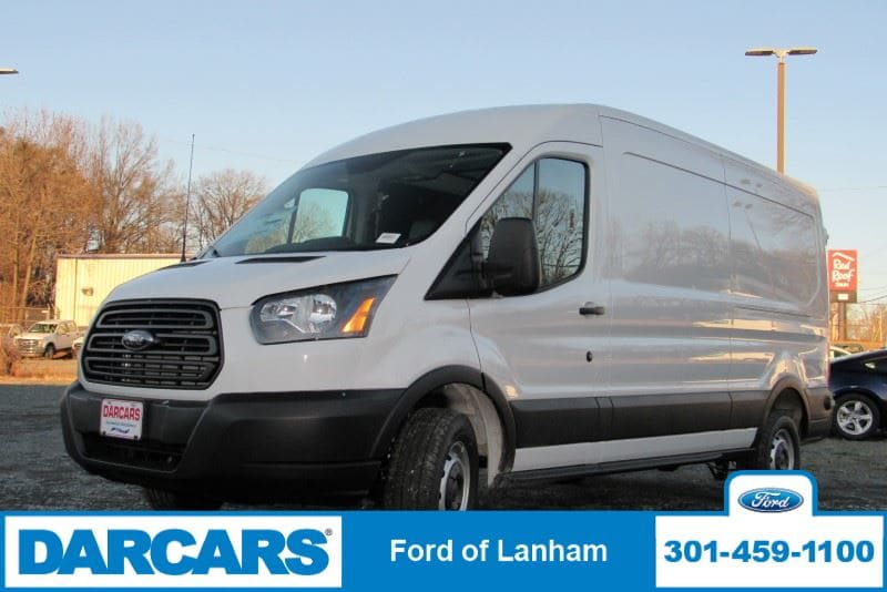 2019 Transit 250 Med Roof 4x2,  Empty Cargo Van #299008 - photo 3