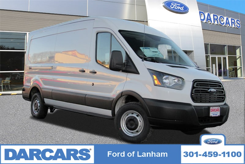 2019 Transit 250 Med Roof 4x2,  Empty Cargo Van #299008 - photo 1