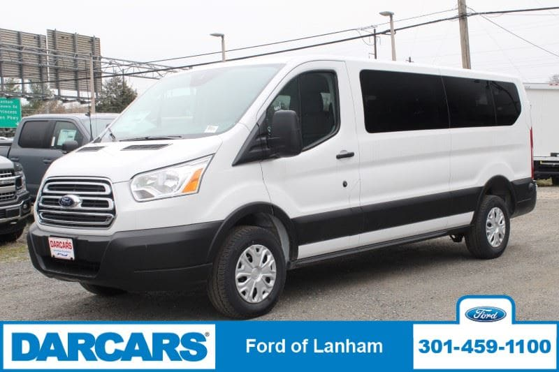 2019 Transit 350 Low Roof 4x2,  Passenger Wagon #299010 - photo 3